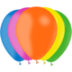 SMP 20 x latex colorful mix balloons 30 cm