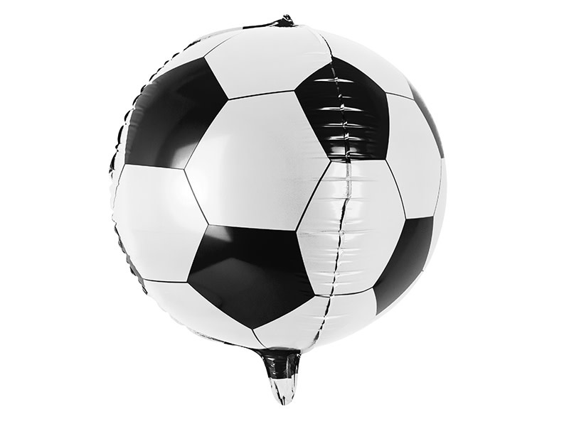 PD Foil Balloon Soccer Ball, 40cm