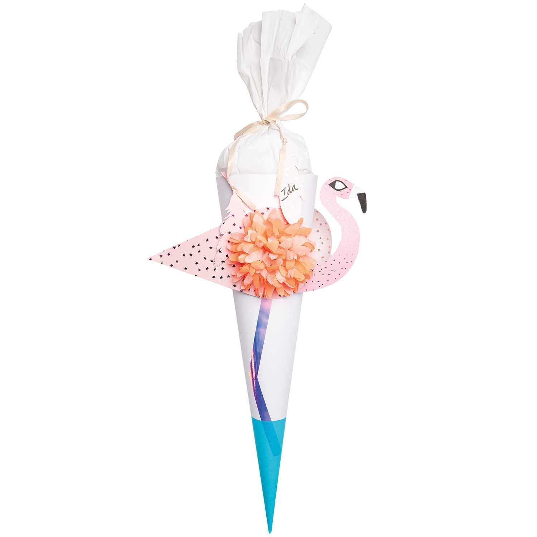 Rico NAY Design set school cone flamingo, school cone not included