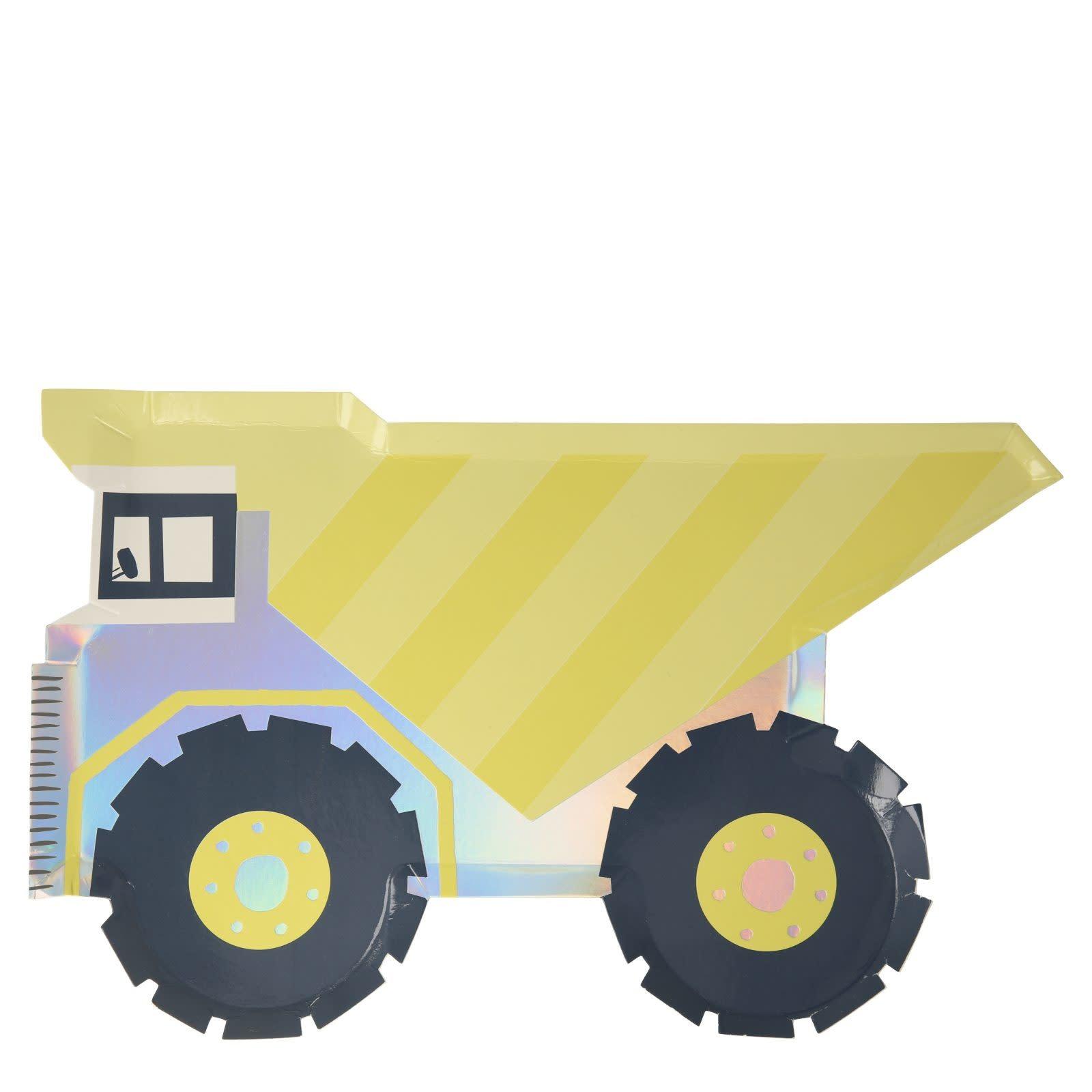 MERIMERI Dumper truck plates
