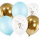 PD Balloons 30cm, One, Pastel Light Blue