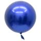 SMP 1 Bobo Blue balloon, Mirror effect 45cm