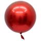 SMP 1 Bobo Red balloon, Mirror effect 45 cm