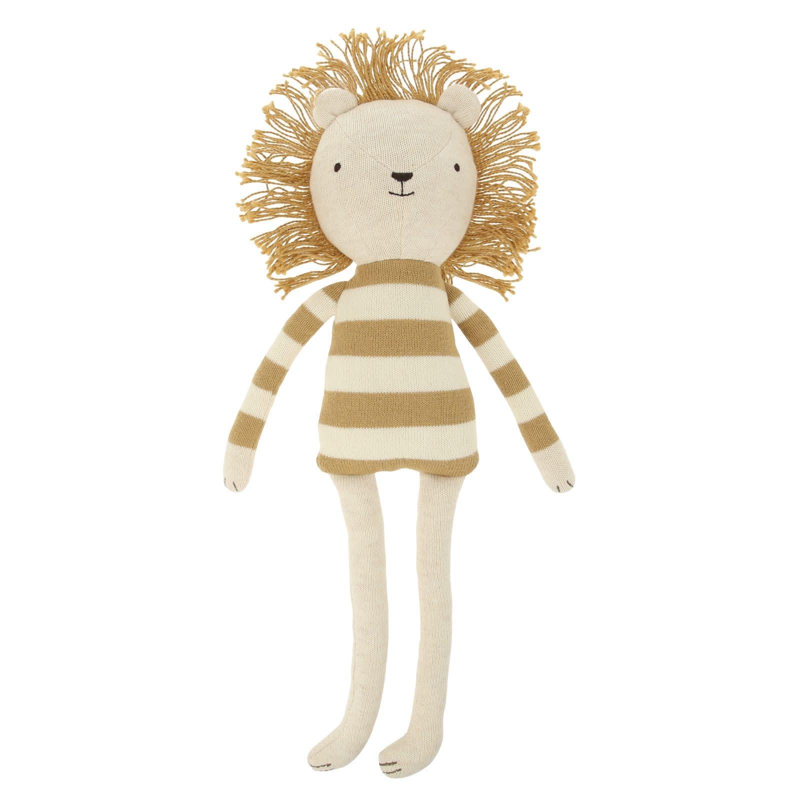 MERIMERI Angus small lion toy
