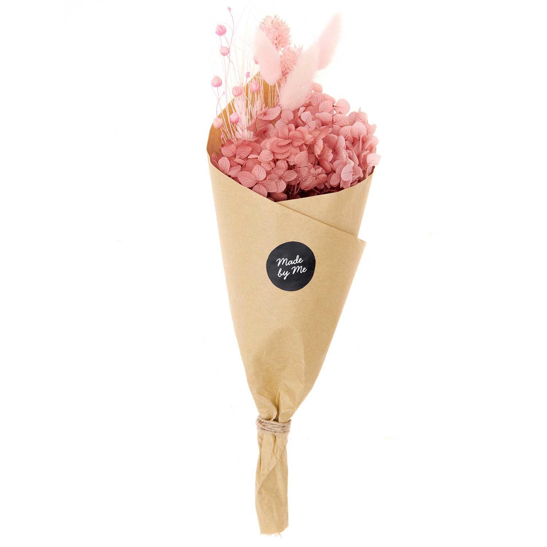 Rico NAY Dried flowers set, pastel pink