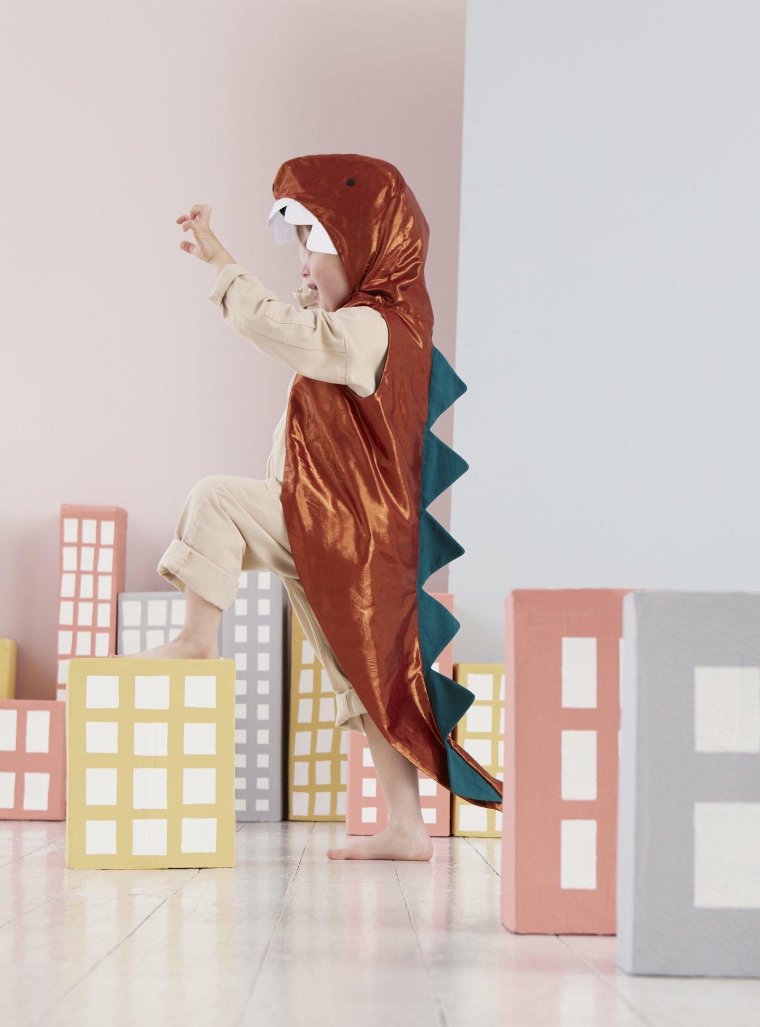 MERIMERI Dinosaur costume
