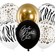 PD Balloons 30cm, Girls Night Out, mix