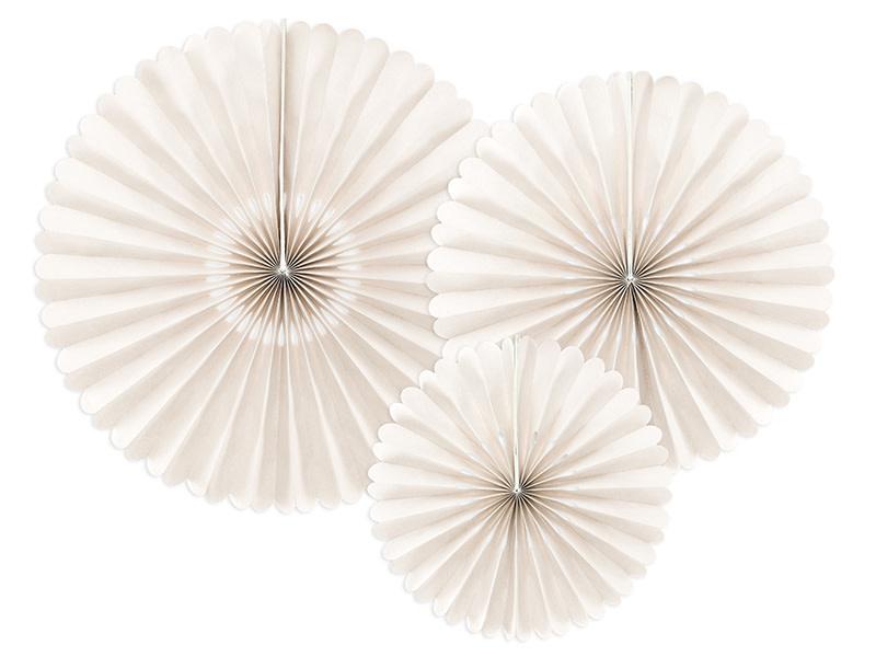 PD Decorative Rosettes, beige