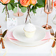 PD Cupcake wrappers, 4.8x7.6x4.6cm, light cream