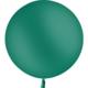 SMP 1 dark green latex balloon 60 cm