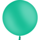 SMP 1 mint latex balloon 60 cm