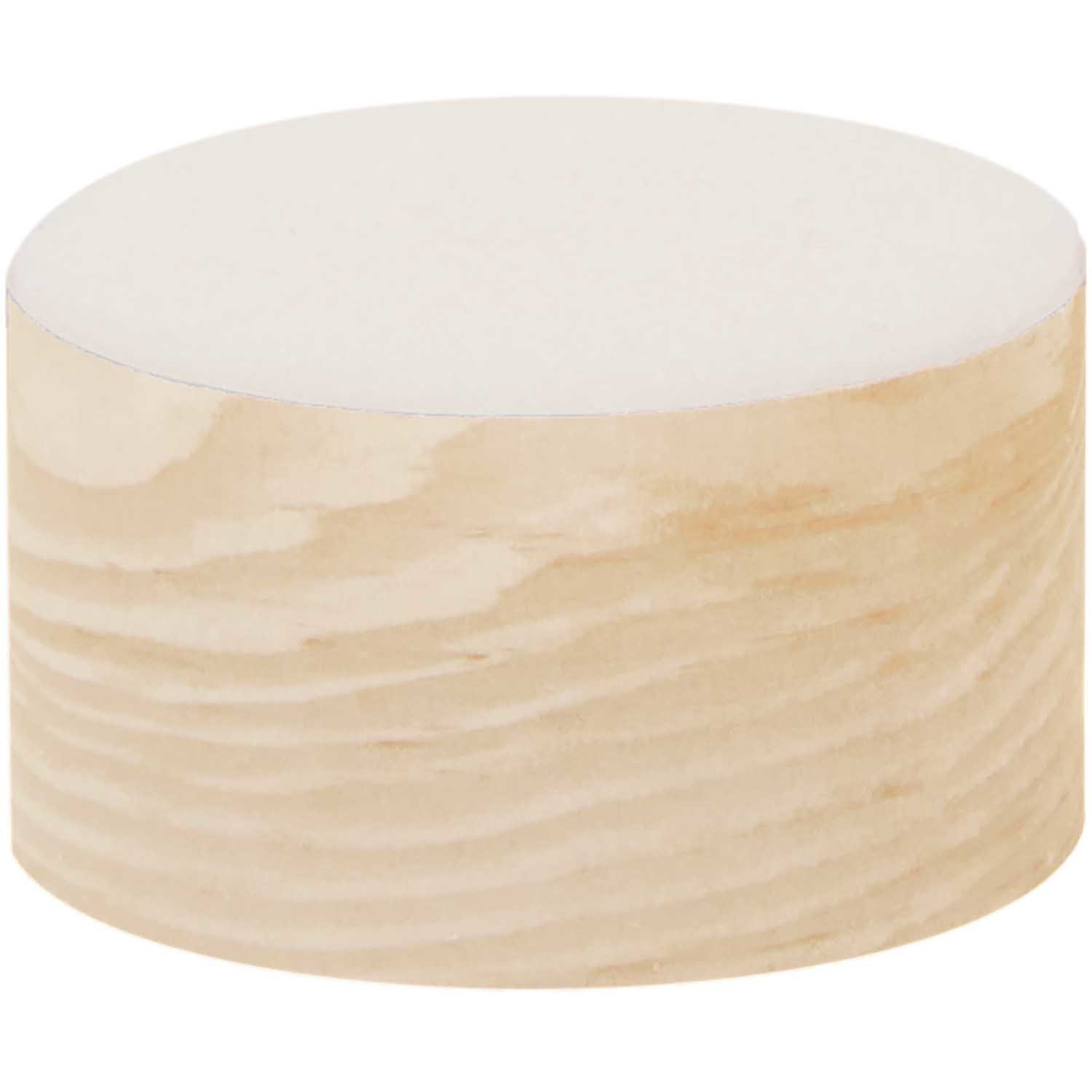 Rico NAY Floral foam for dried flowers, round, 7,5cm x 4cm