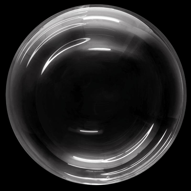 SMP clear bubble balloon 60 cm