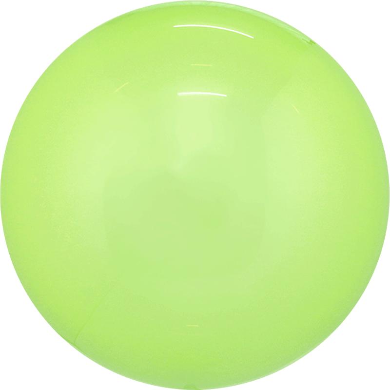 SMP candy bubble balloon green 45 cm