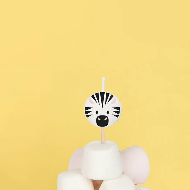 MY LITTLE DAY candles - mini safari 8 x