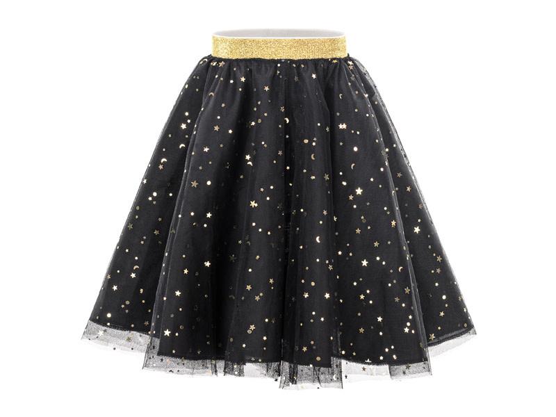 PD Costume for a girl - Skirt, universal, black