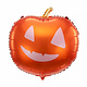 PD Foil balloon Pumpkin, 40x40cm, mix