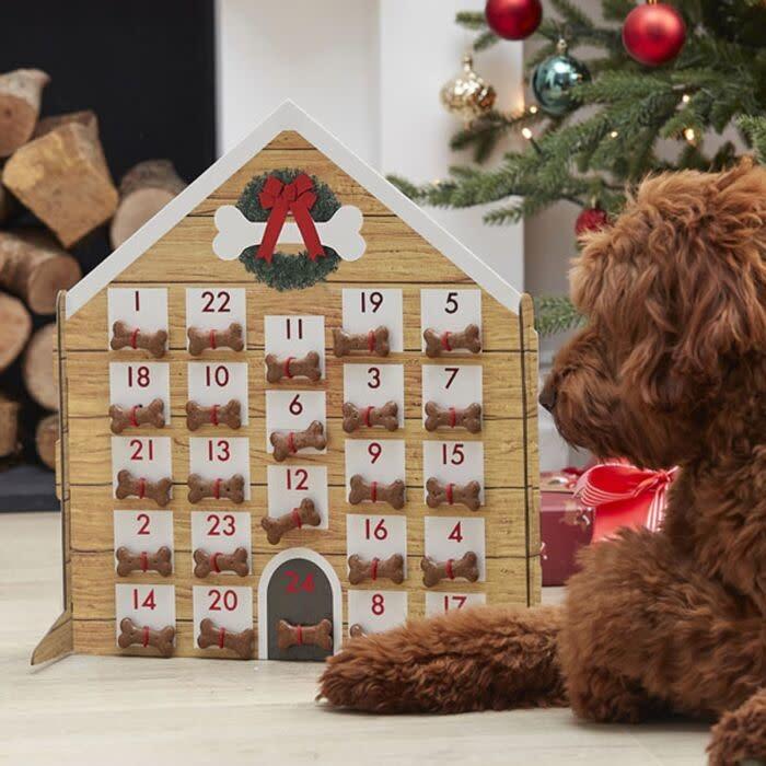 GINGERRAY Fill Your Own Dog Advent Calendar