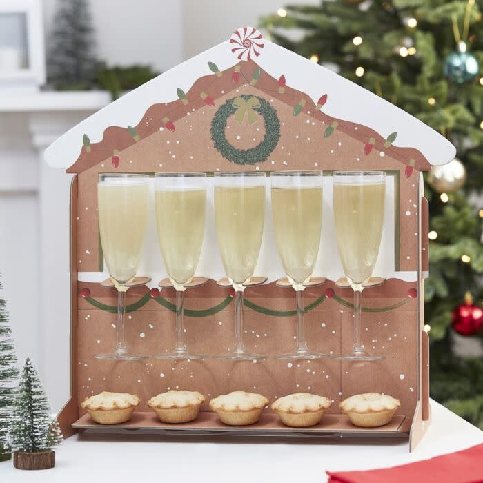 GINGERRAY Festive Market Stall Treat and Drinks Stand