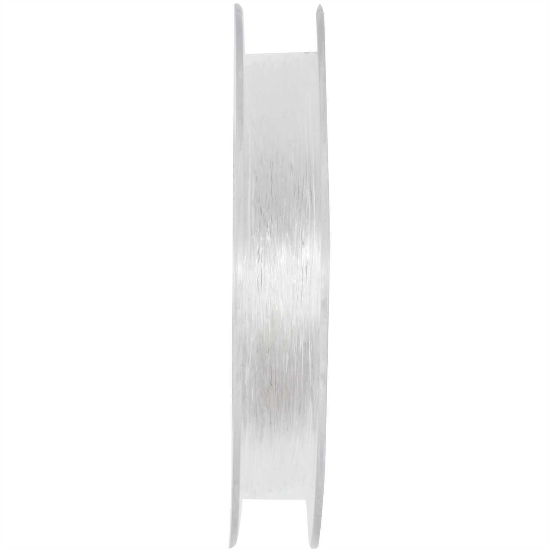 Rico NAY Elastic thread transparent, 0,4 mm / 20 m