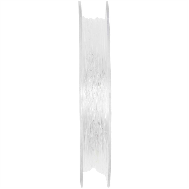 Rico NAY Elastic thread transparent, 0,8 mm / 8 m