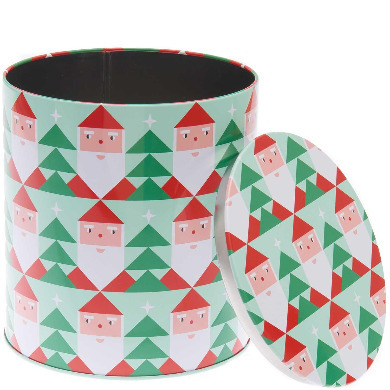 Rico NAY Cookie jar Santa Claus, 1 pc, Ø 136 x 151 mm