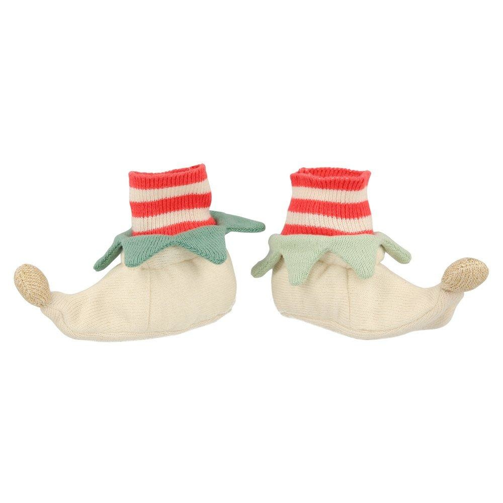 MERIMERI Elf baby booties