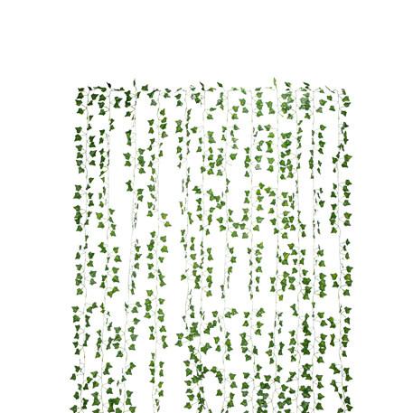 AF curtain green vines 10 x, 2.10