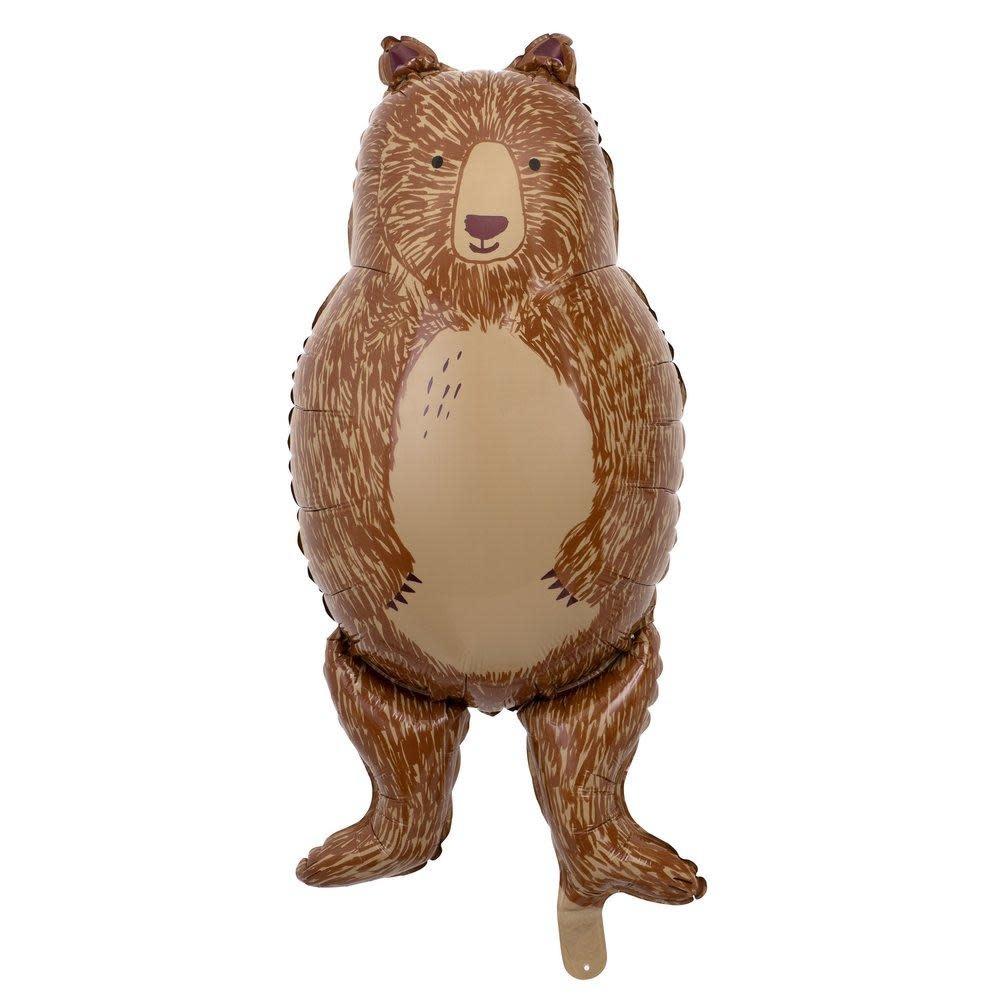 MERIMERI Bear foil balloon