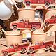 AF fireman paper cups 255ml 8 x
