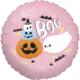SMP boo & chunny ghost circle foil balloon 45 cm