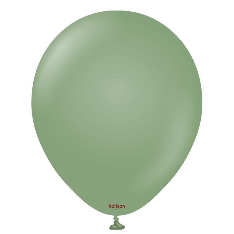 SMP eucalyptus latex balloons 30 cm 100 pcs.
