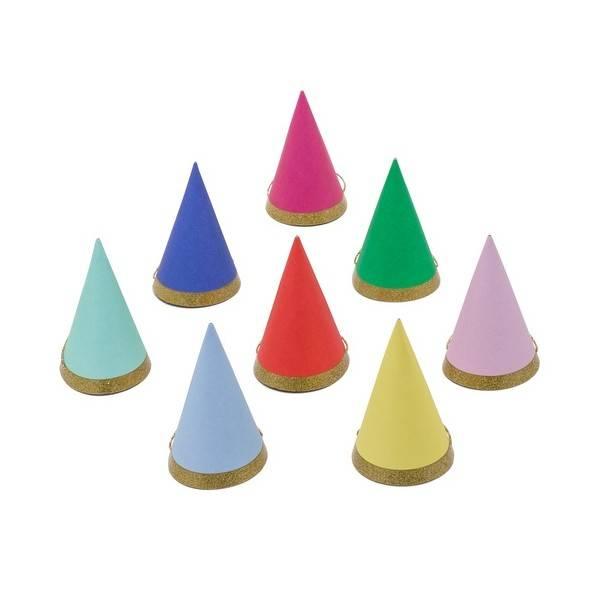 MERIMERI Happy Birthday Mini Party Hats