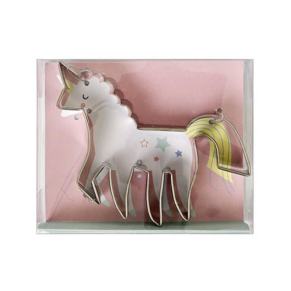MERIMERI Unicorn Cookie Cutter