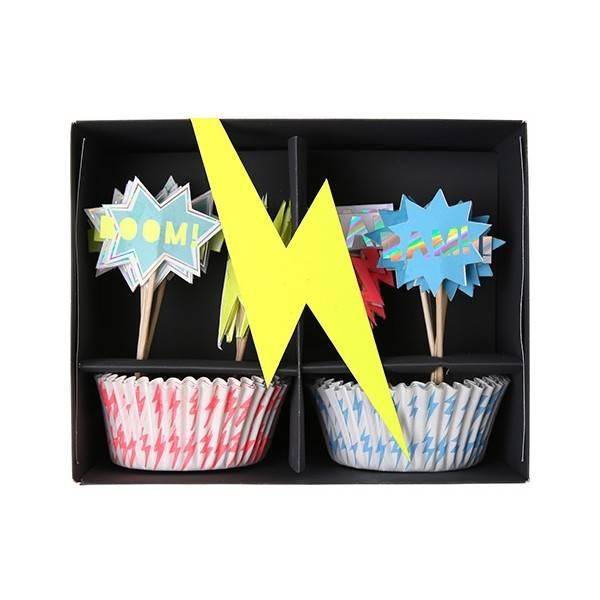 MERIMERI Zap! cupcake kit