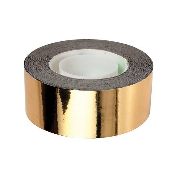 MERIMERI Gold foil tape