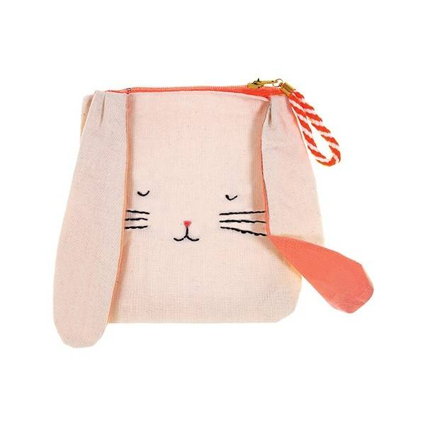 MERIMERI Bunny pouch