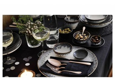Tableware per collection