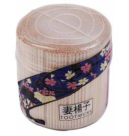 Tokyo Design Studio Kitchen FZ tandenstokers bamboo (800st)