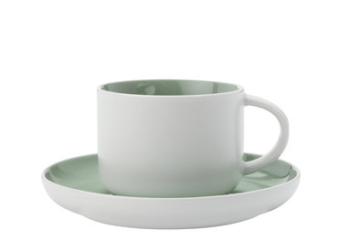 Porcelain mugs, cups & accessories