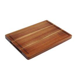 Stylepoint Acacia plank rechthoekig met inkeping 28 x 20 x 2 cm