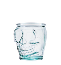 Stylepoint Happy Skull cocktail glass 400 ml