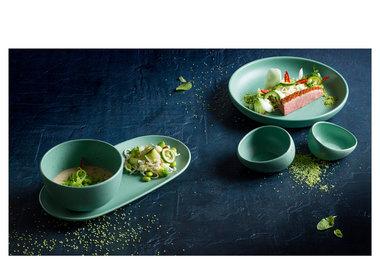 Tinto  Groen met chip garantie op de ronde borden
