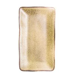 Stylepoint Stonebrown rechthoekig bord 27,5 x 15,5 cmÂ