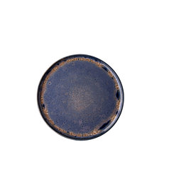 Stylepoint Stoneblue bord met opstaande rand 26,5 cm