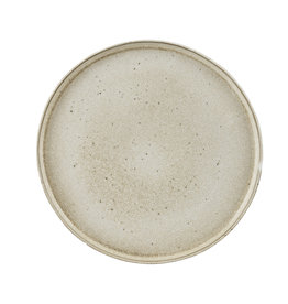 Stylepoint Stonewhite bord met opstaande rand 26,5 cm