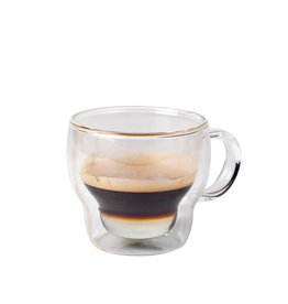 Stylepoint Koffie-theeglas dubbelwandig 230 ml