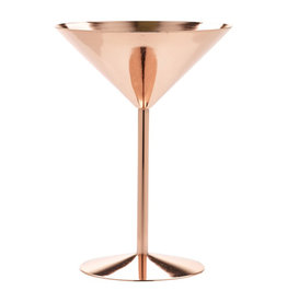 Stylepoint Martini glass copper 240 ml