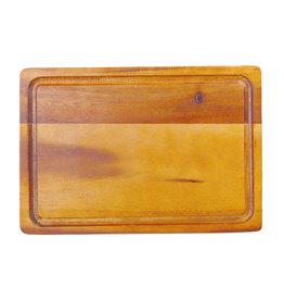 Stylepoint Acacia wooden tray 30x23