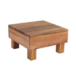 Stylepoint Wooden tray acacia 18X18X10